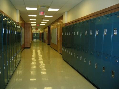 corridoi scolastici